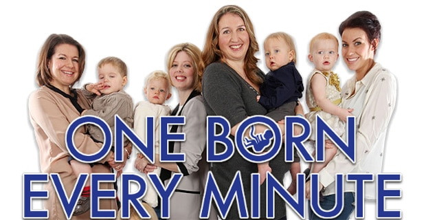 Photo of When I was on 'One Born Every Minute…