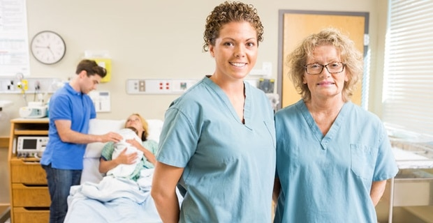 Photo of Do you know what the requirements are for being a midwife?